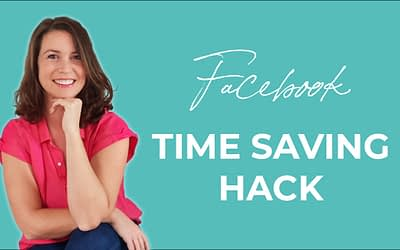 Life Hack: The Facebook Time-Saving Hack You Need
